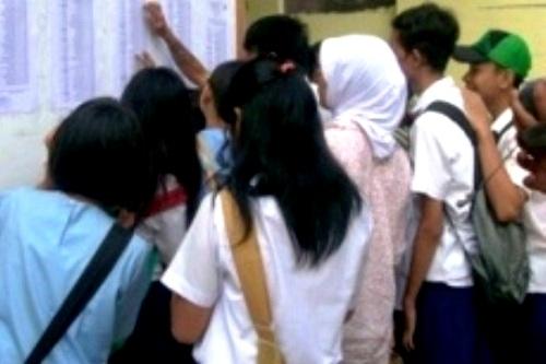 Pengumuman Kelulusan UN SMP. Kotabumi Lampung Utara