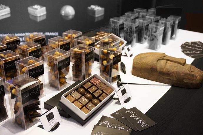 Chocolat sacs en chocolat chaussures en chocolat de quoi tous nous