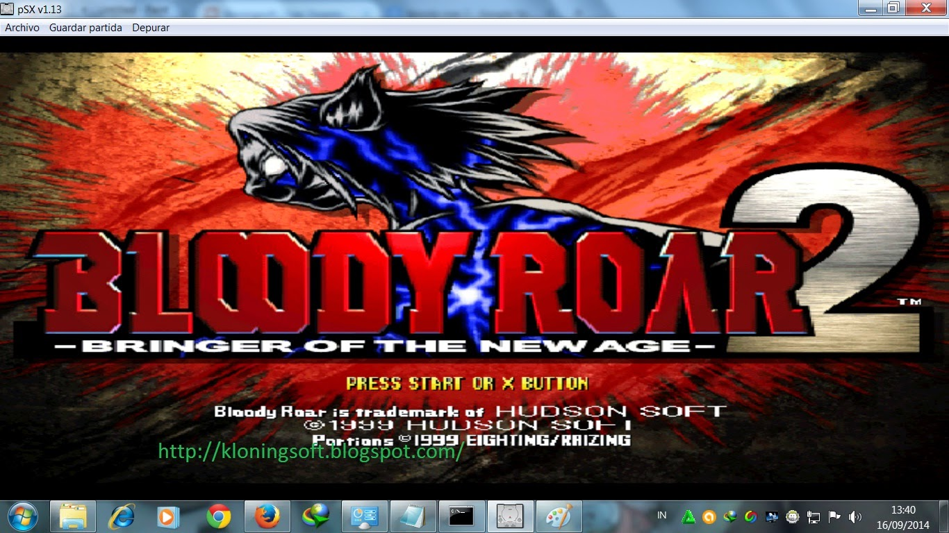 Download Game Bloody Roar 2 Are You Looking For