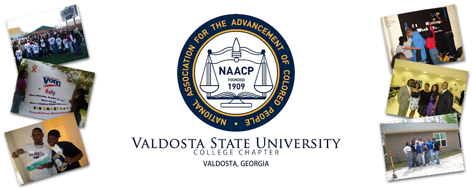 Valdosta State University NAACP College Chapter