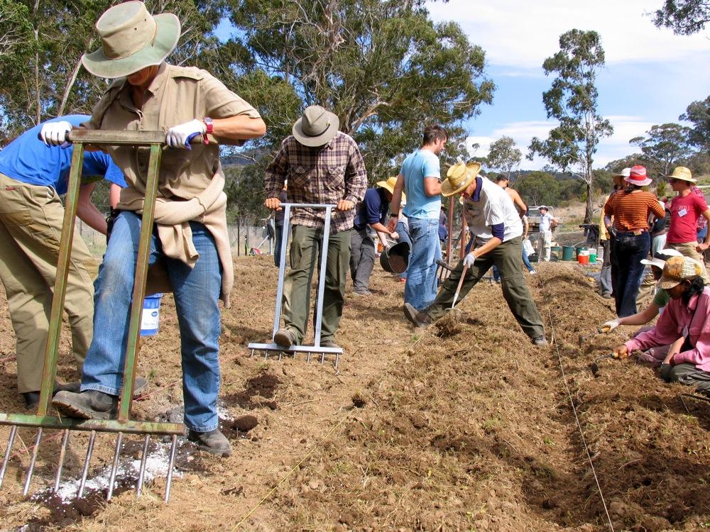 http://milkwood.net/2012/08/30/cultivating-soil-food-and-life-with-a-gundaroo-tiller-broadfork/