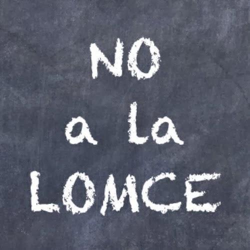 NO a la L.O.M.C.E.