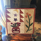 """Fall Favorites"" Tablestand Quilt"