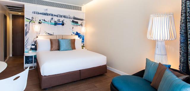 蘇梅島查汶海OZO酒店