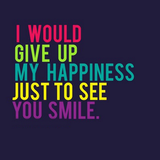 Smile You Quotes: Just Give Up Quotes. QuotesGram