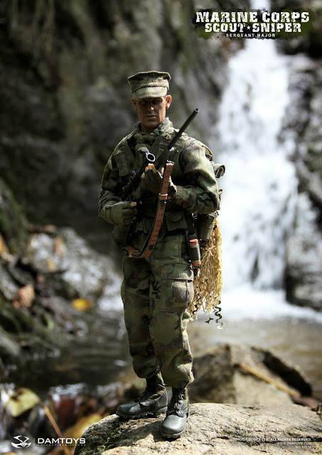 toyhaven: Incoming: DAM Toys 1/6 scale US Marine Corps Scout ...