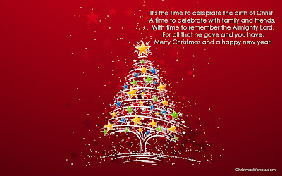Merry Christmas And Happy New Year 2016 Quotes, Wishes, Messages, Images