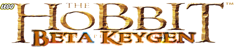 Lego The Hobbit ~ Beta Code Generator