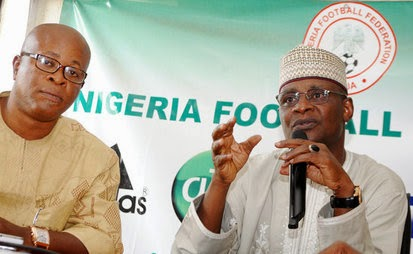 'Fifa Re-Instates Maigari as NFF President' Untrue