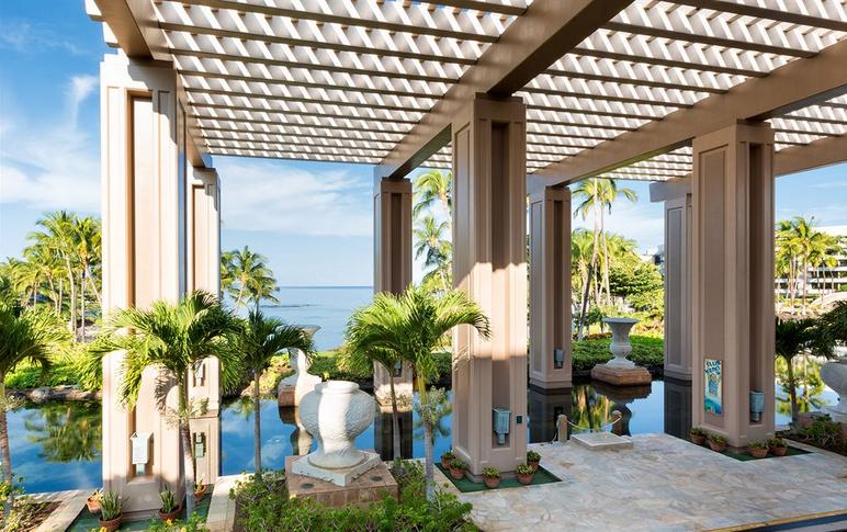 Waikoloa (Hawaii) - Hilton Waikoloa Village 4* - Hotel da Sogno