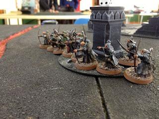 Hobbit SBG - Dwarf Rangers target