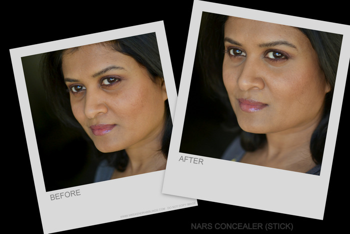 Nars Concealers Stick Caramel Biscuit Photos Swatches Review How to Use Indian Darker Skin Beauty Makeup Blog