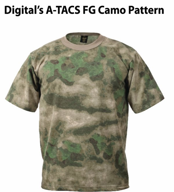 Camo pattern IP Intellectual Property