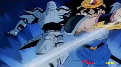 Phim Dấu Ấn Rồng Thiêng - Dragon Quest [Vietsub] Online