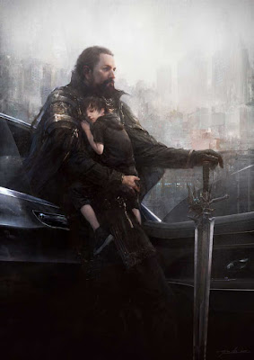 final fantasy noctis dan ayahnya