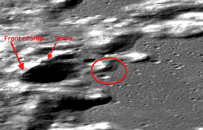 Ufo Sightings Daily Chang E Orbiter Moon Structures