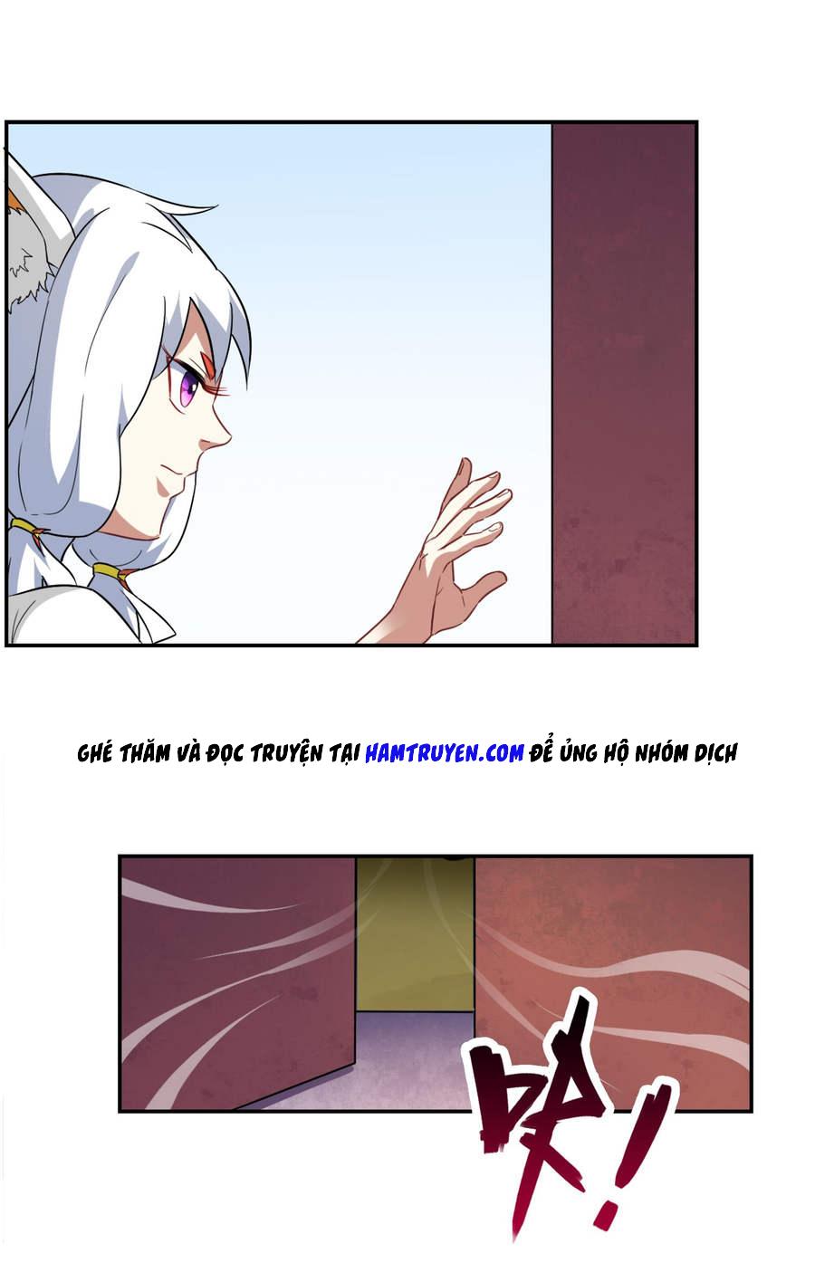 Yêu Thần Học Viện - Chap 9