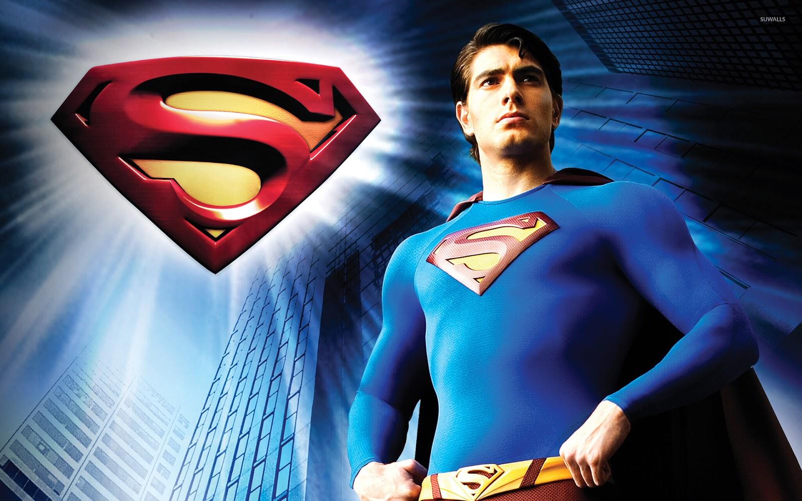 Superman High Resolution