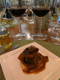 Tasting Plate #3: Big, Bold & Beautiful with Braised Lamb Shank Tortellini