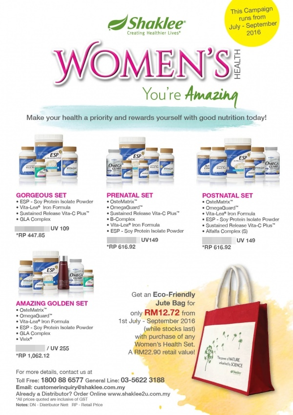 WOMEN'S HEALTH CAMPAIGN