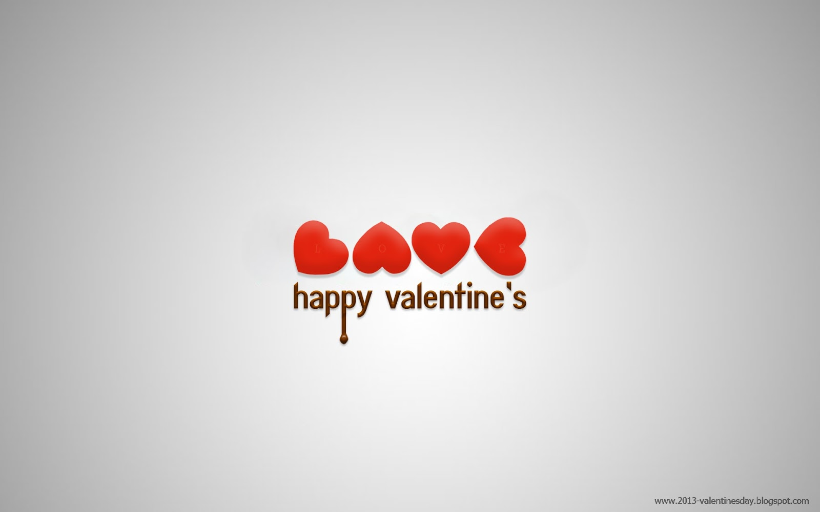 happy valentines day 2013 hd wallpapers (1024px 1920px) - ucapan
