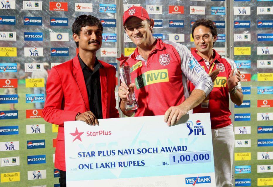 Adam-Gilchrist-Star-Plus-Nayi-Soch-KXIP-vs-MI-IPL-2013