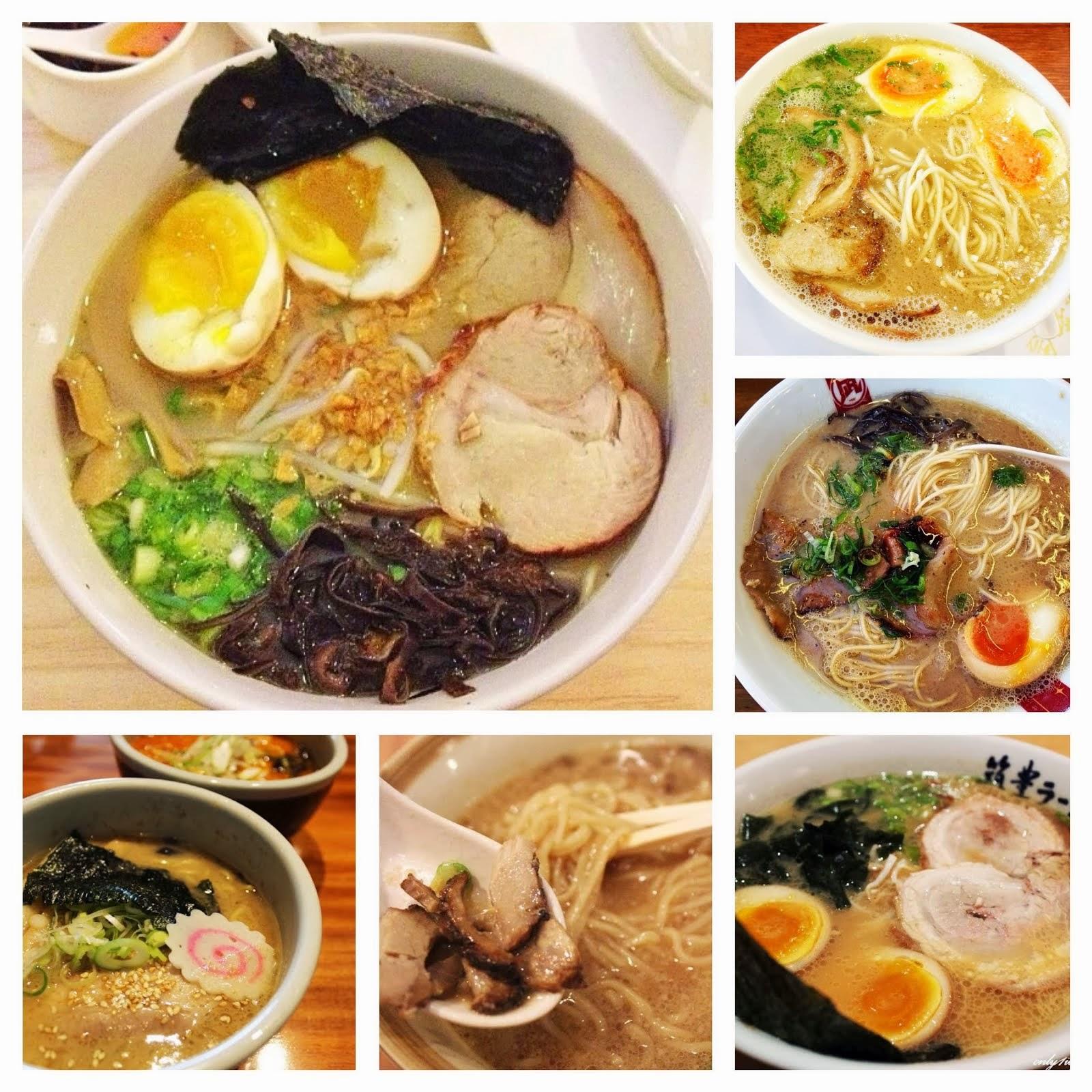 List of Japanese Ramen in Jakarta