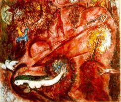 Cantico dei Cantici - Chagall