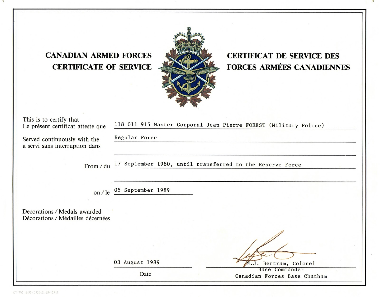 Jean pierrej p forest cpp a few certificates an error occurred xflitez Image collections