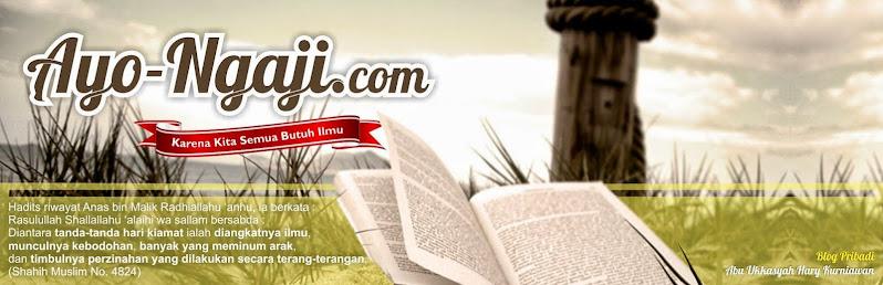 Ahlan Wa Sahlan -- -- -- Semoga Kunjungannya Bermanfaat