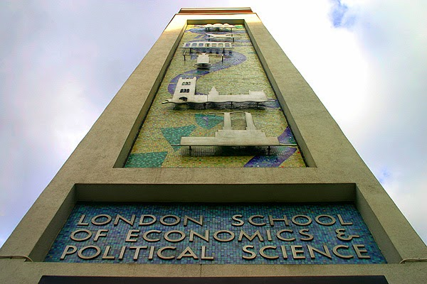 Go to a free lecture at the LSE