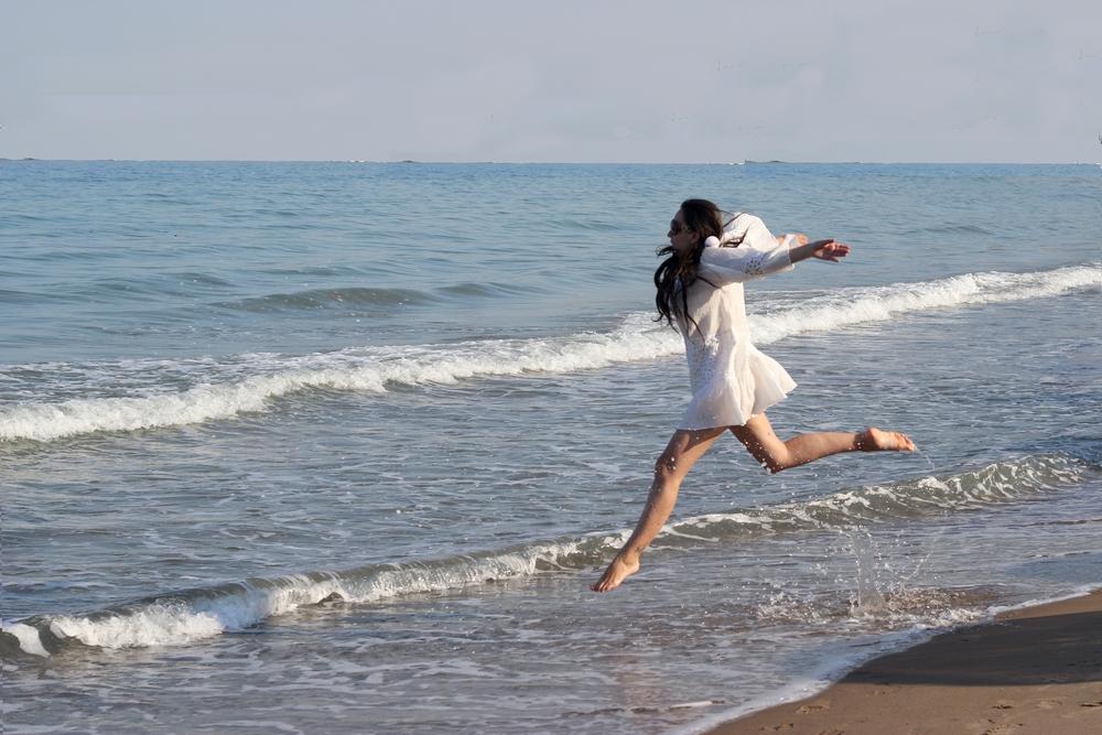plaj elbise