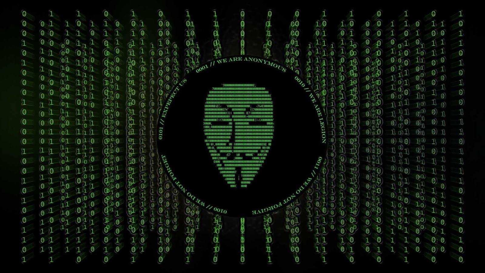 Anonymous transmite mesaj lui Victor Viorel Ponta