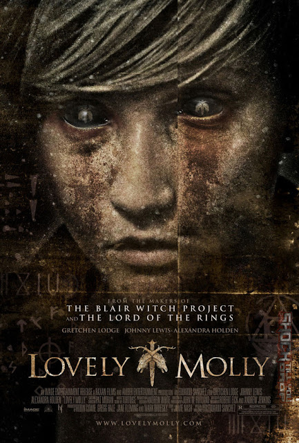 pôster do filme Lovely Molly 2012