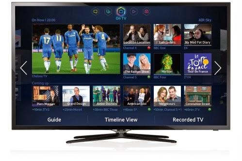 In offerta online la Smart TV Samsung UE40F5500 al miglior prezzo online