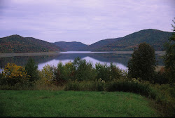 Delaware County's Cannonsville Reservoir