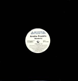 ARETHA FRANKLIN - WONDERFUL (SINGLE 12'') (2003)