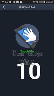 Multi Touch Test Asus Zenfone 2