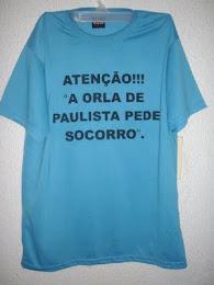 A ORLA DE PAULISTA-PE PEDE SOCORRO !