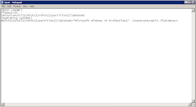 Windows tidak bisa booting saat flashdisk dicabut