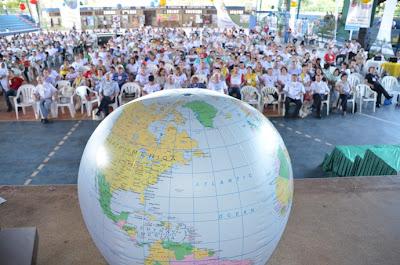 3º Congresso Missionário Nacional é concluído em Palmas