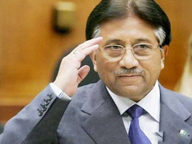 Musharraf faces rejection again, from Special Court