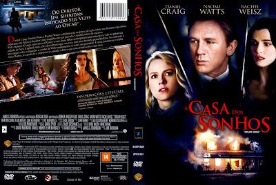 A Casa Dos Sonhos DVD Capa