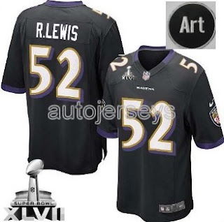 408ebb0e7 2013 Super Bowl XLVII NEW Baltimore Ravens 52 Ray Lewis Purple With Hall of  Fame 50th Patch NFL Elite Jerseys(with Art patch ) in black