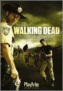The Walking Dead - 2ª Temporada Completa DVD-R Dual Áudio