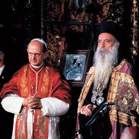 Falso Ecumenismo Pablo VI