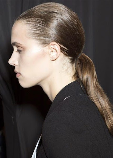 Latest Ponytail Hairstyle for Women Trends 2015