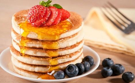 Mudahnya Membuat Resep Pancake Lezat