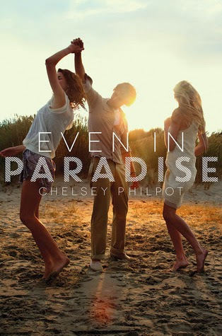 Even in Paradise Chelsey Philpot book cover