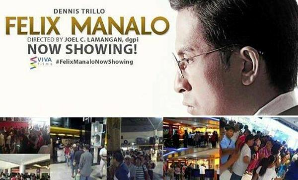 More Cinemas Open For Felix Manalo Movie's First Day of Showing
